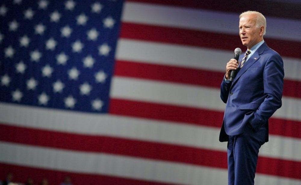 Joe Biden, candidato demócrata a la presidencia de EEUU