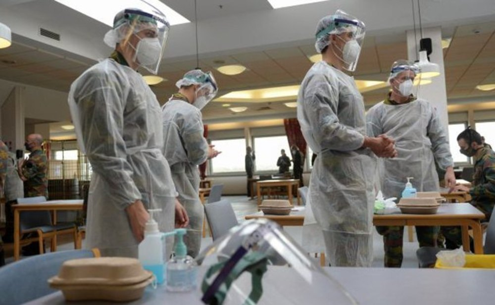 El coronavirus sigue descontrolado en España