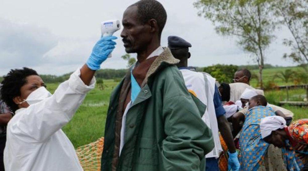 El coronavirus llega al norte del Congo, una de las zonas más afectadas por el último brote de ébola