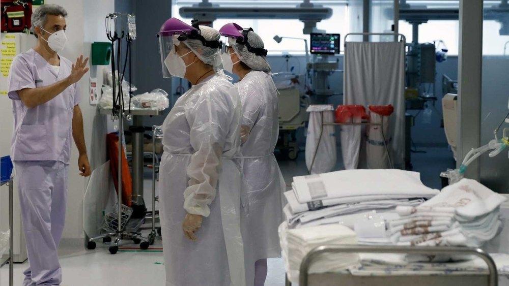 España suma 10.222 contagios y 369 muertes por coronavirus