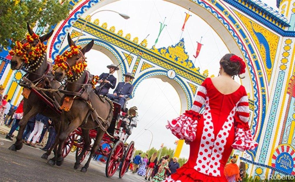 La Feria de Abril de Sevilla, cancelada en 2021