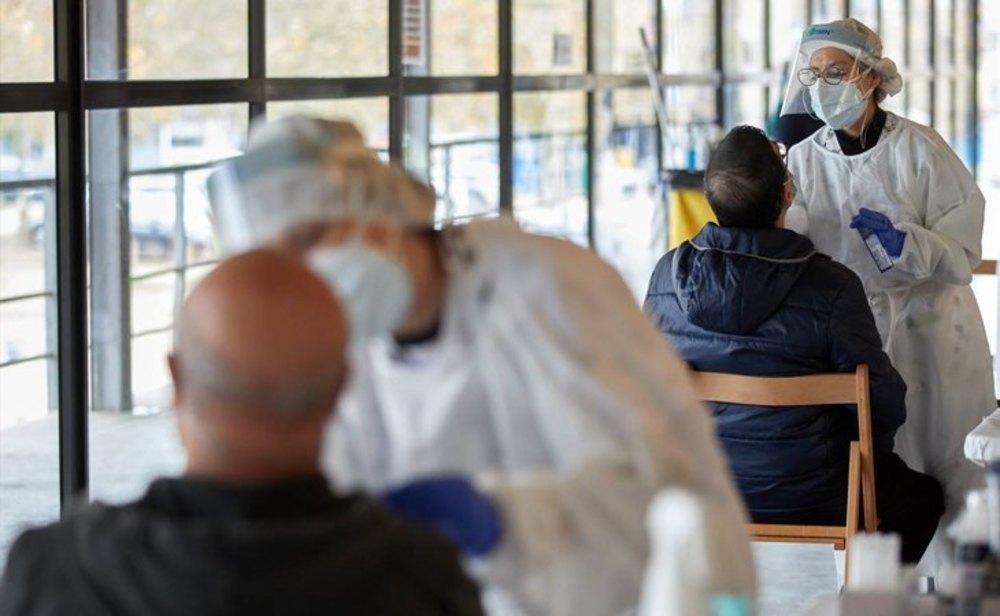 Crecen los contagios en España
