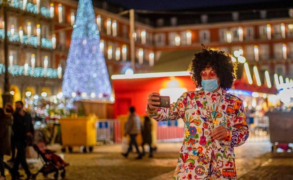 Las fiestas navideñas, en mitad del repunte de los contagios