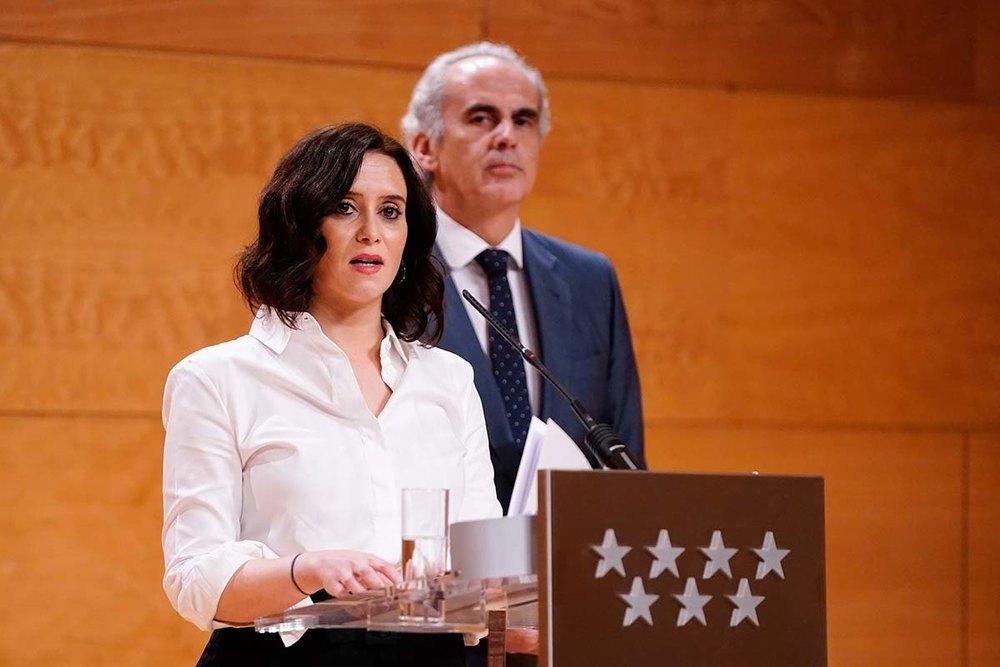 La Comunidad de Madrid amplía las restricciones