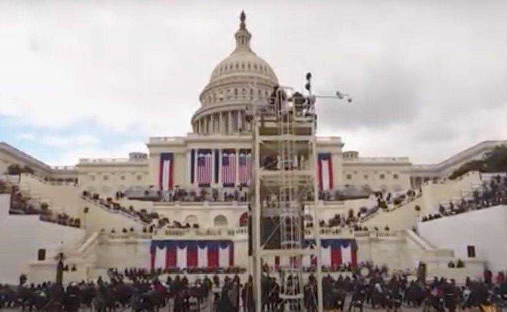 Arranca la ceremonia que investirá a Joe Biden
