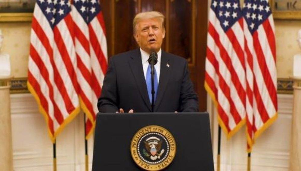 Donald Trump continúa con los indultos en plena ceremonia de investidura de Joe Biden