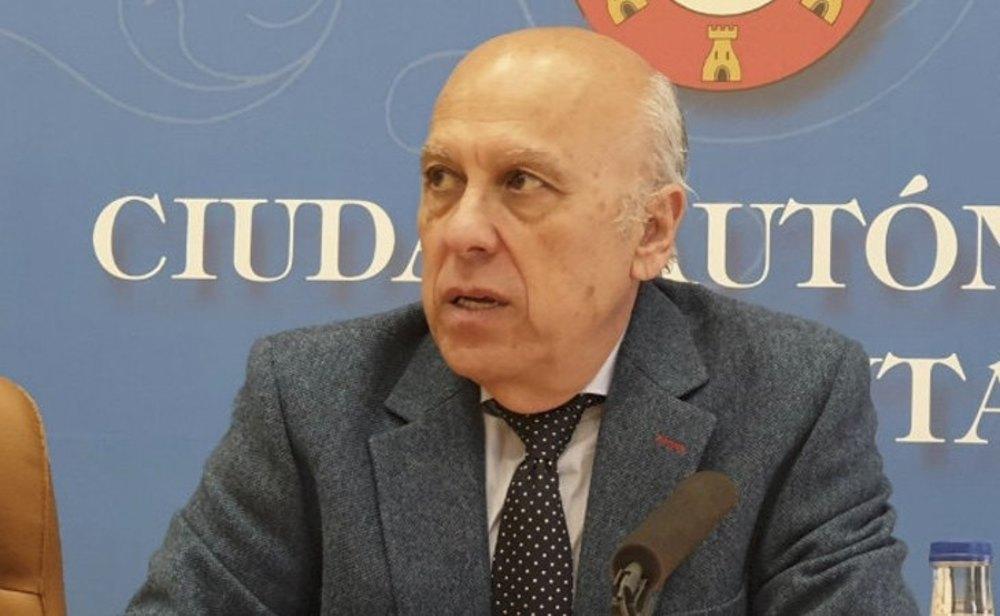 Javier Guerrero ha dimitido como consejero de Sanidad de Ceuta