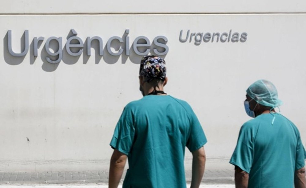 Los datos del coronavirus en España, disparados en la tercera ola