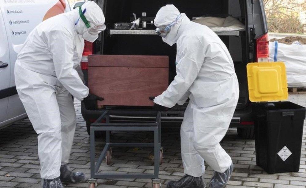 Se registra la mayor cifra de muertes diarias desde abril