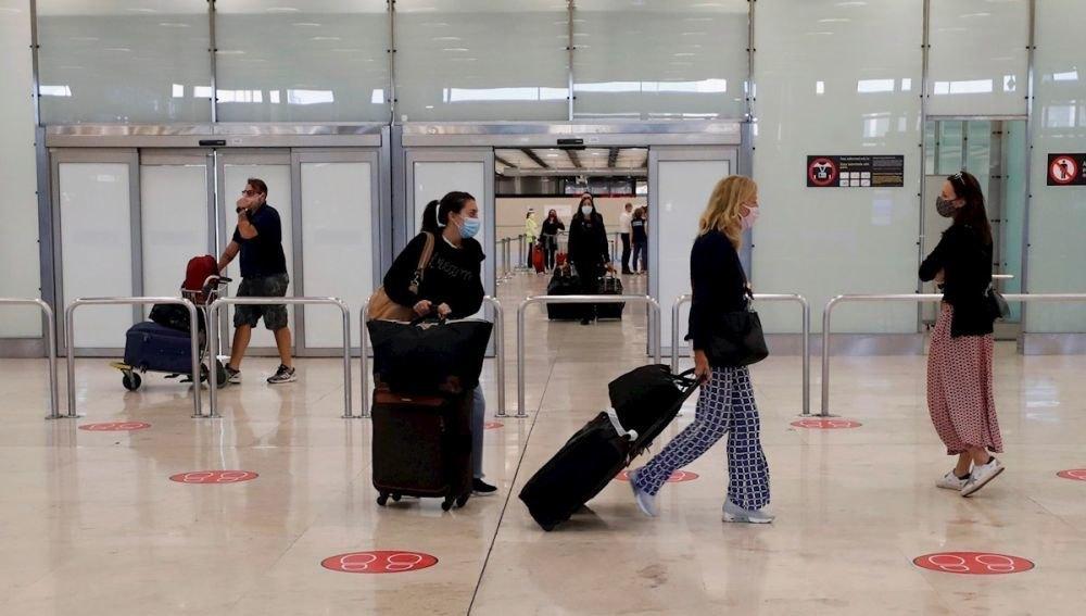 El caso ha sido detectado en el Aeropuerto Adolfo Suárez-Madrid Barajas
