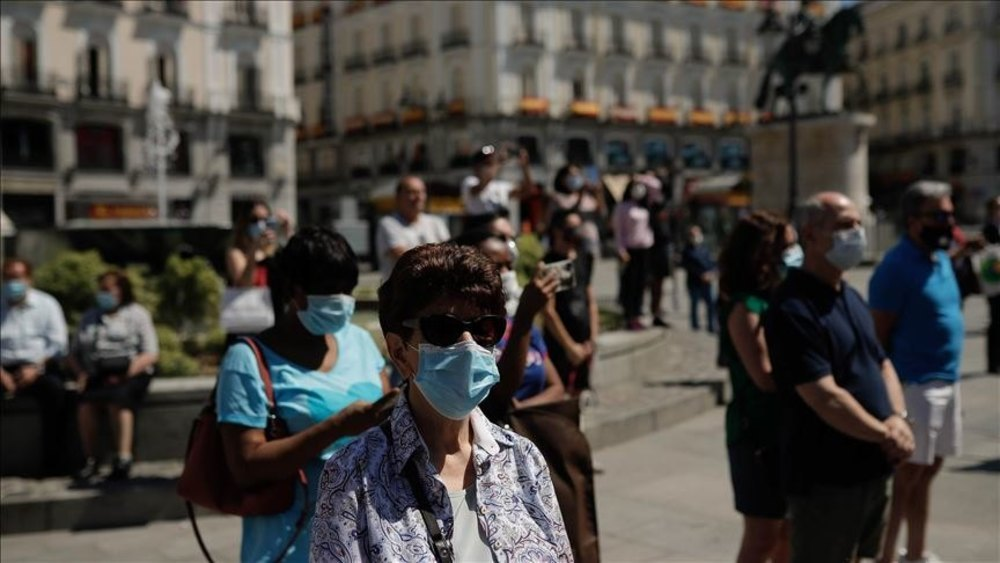 España continua con el descenso en la incidencia acumulada