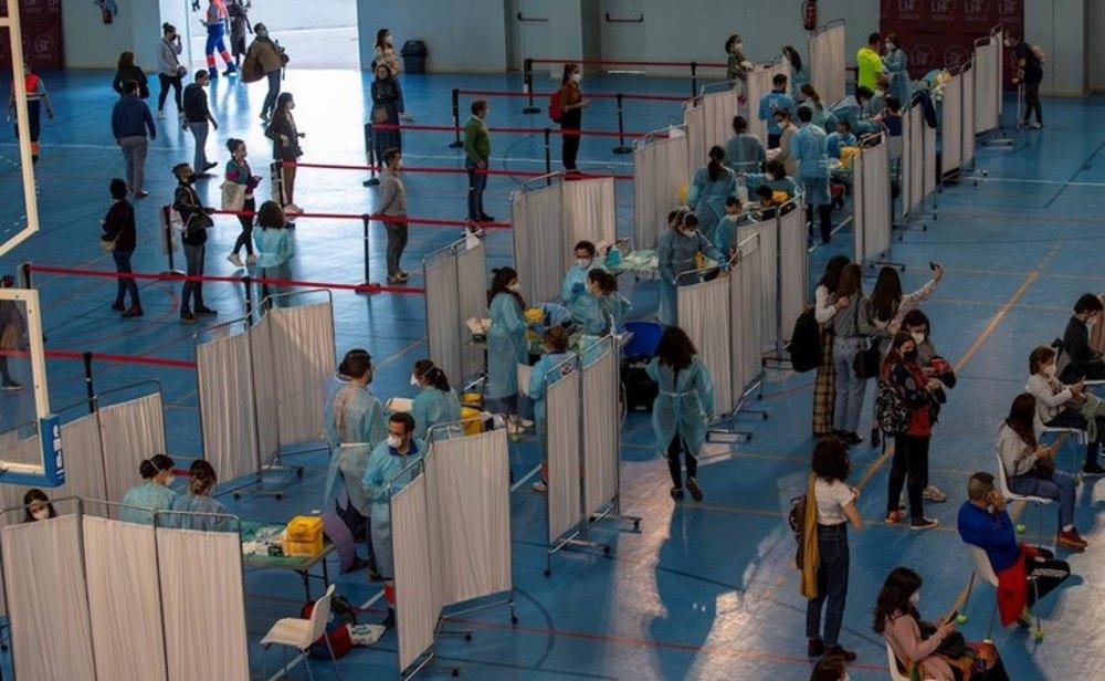 El proceso de vacunación continúa su curso