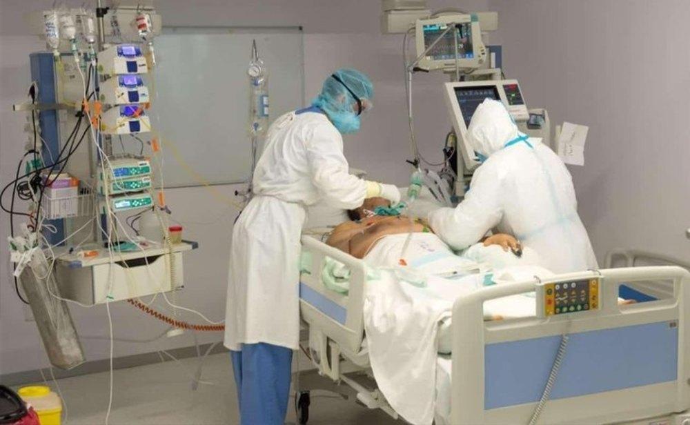 Las UCIS en España ya están al 20% con pacientes Covid