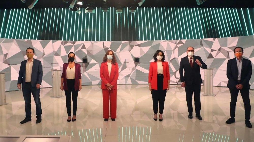 Interior pone escolta a los candidatos