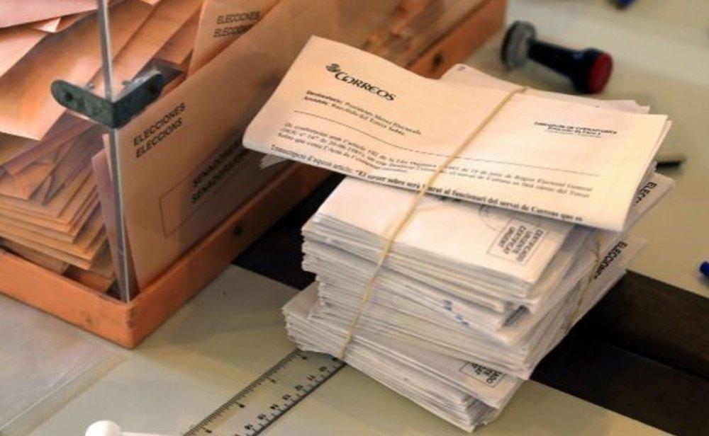 Aumenta el voto por correo el 4-M en la Comunidad de Madrid