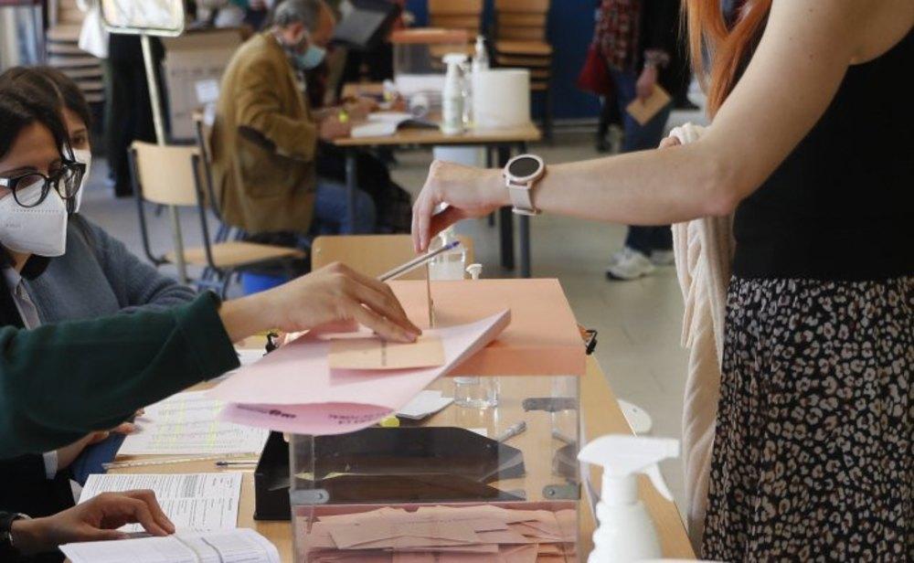 4 de mayo, día de elecciones en la Comunidad de Madrid
