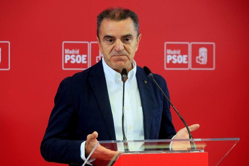 José Manuel Franco dimite