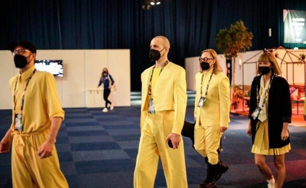 The Roop, representantes de Lituania en Eurovisión 2021, arrancan los ensayos