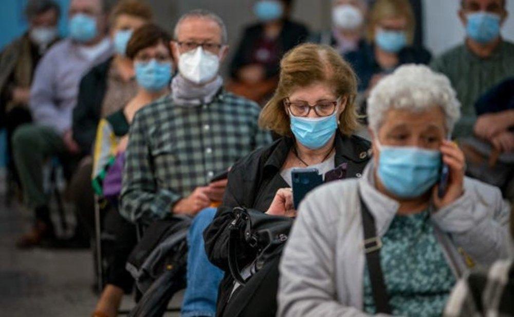 España reduce drásticamente el número de muertes por coronavirus