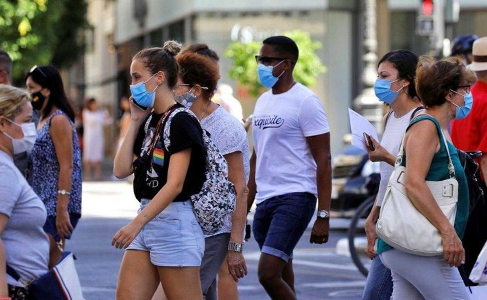 El fin de semana deja en España 11.067 contagios más