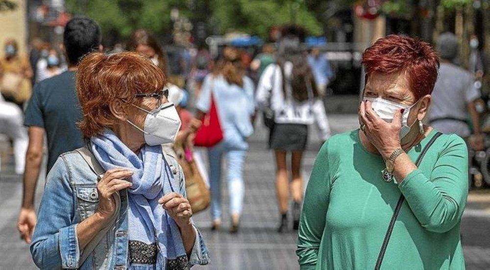 Los datos de la pandemia siguen mejorando