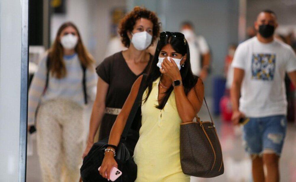 Los contagios siguen aumentando en España