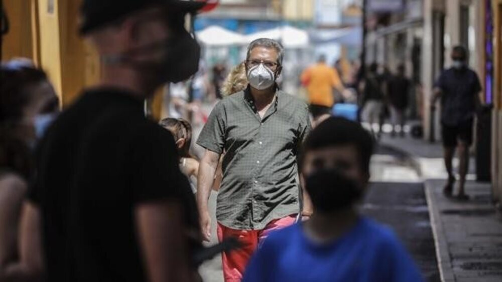 87 muertos por coronavirus en el último día