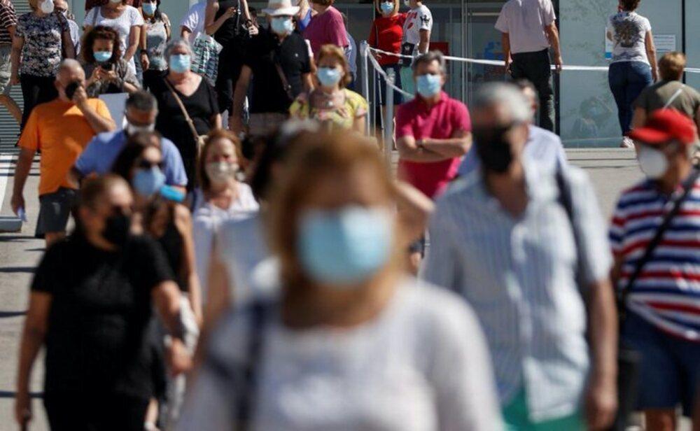 España, en riesgo bajo por coronavirus