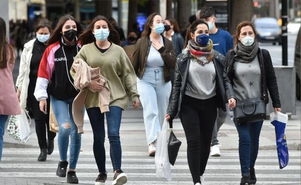 La incidencia de coronavirus vuelve a subir