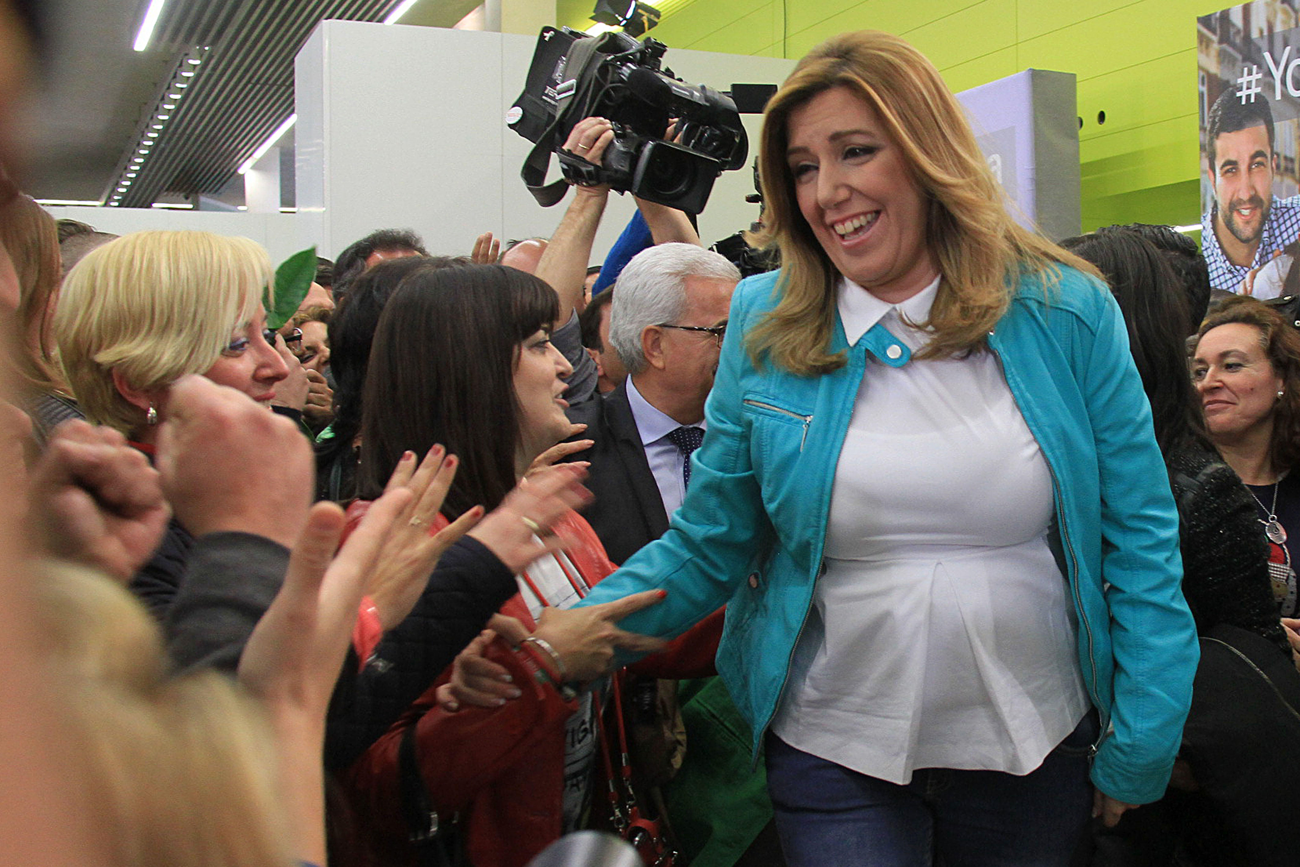 A Susana Díaz le sale la jugada