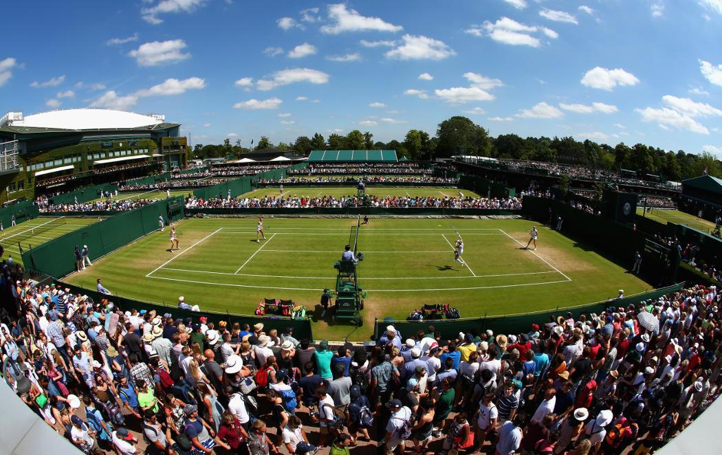 Wimbledon, vento deportivo y social