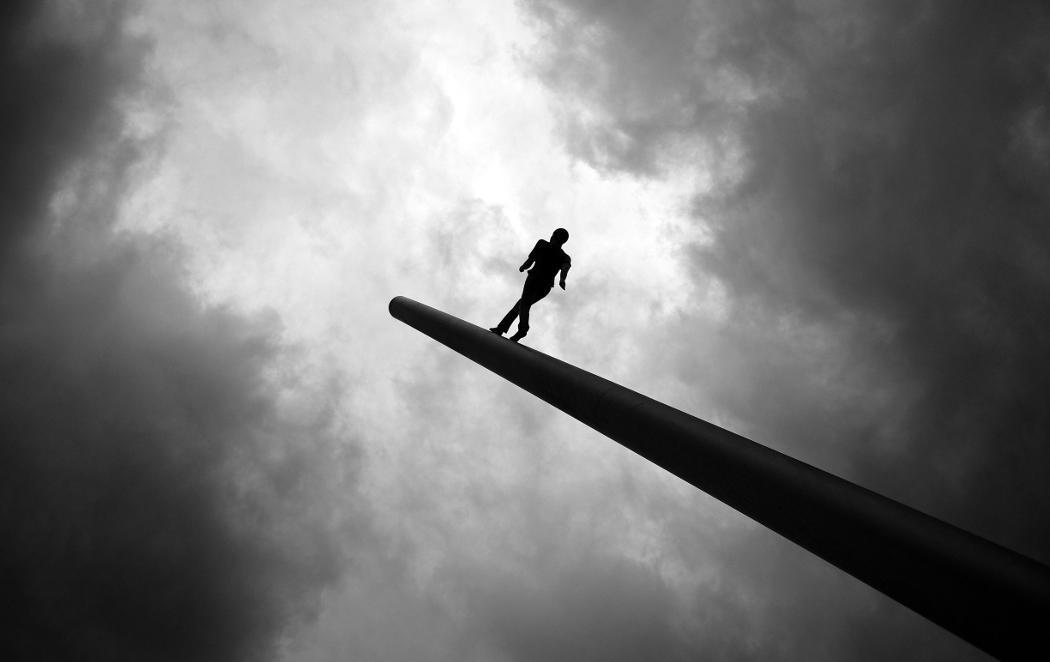 No necesitamos escalera para subir al cielo