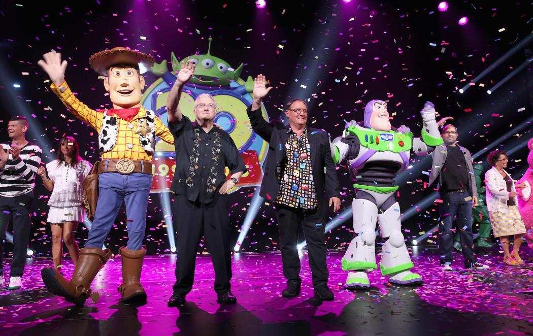 La gran expo de Disney