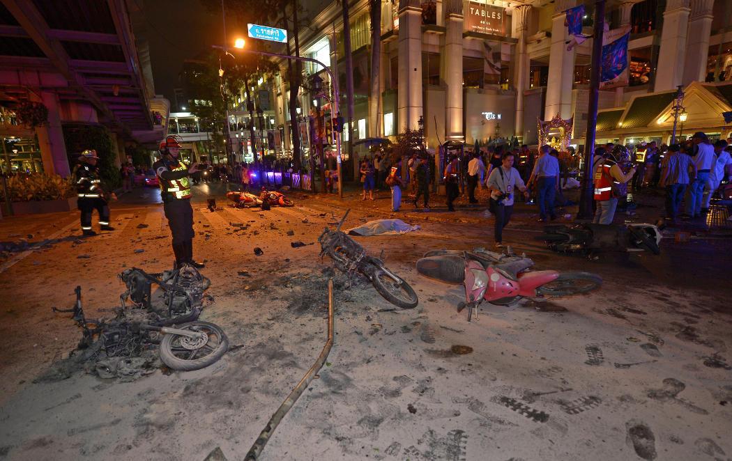 Masacre en Bangkok