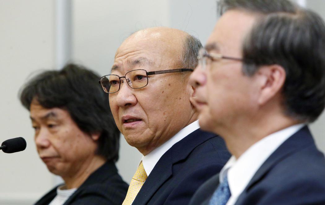Tatsumi Kimishima, nuevo Presidente de Nintendo