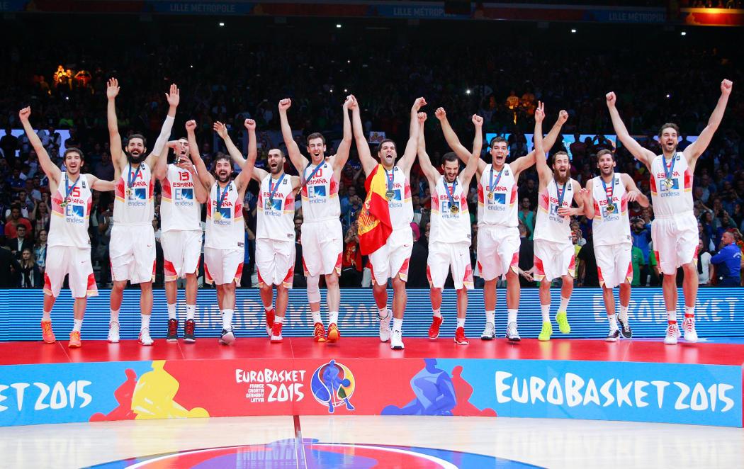 ¿Campeones? No, ¡Tricampeones de Europa!