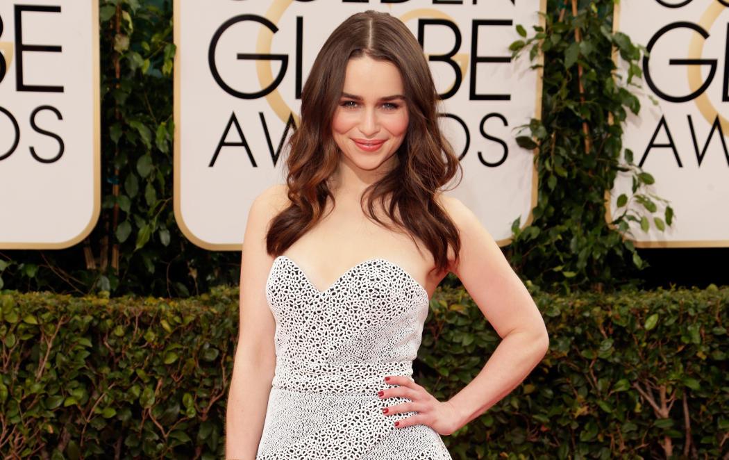 Emilia Clarke, proclamada #SexiestWomanAlive