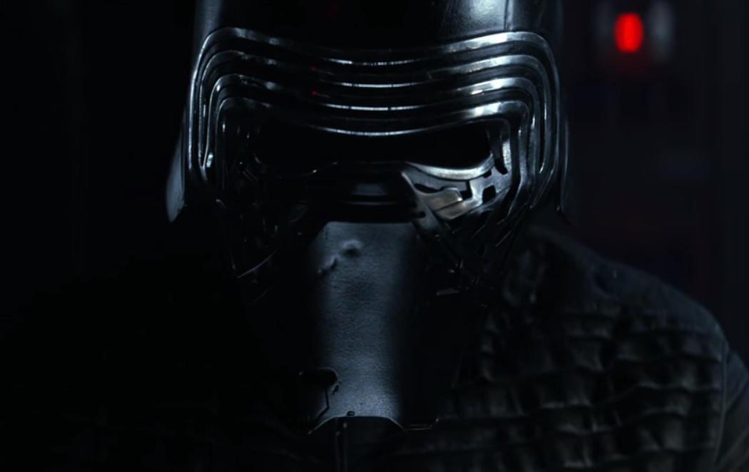 Kylo Ren nos lleva al lado oscuro