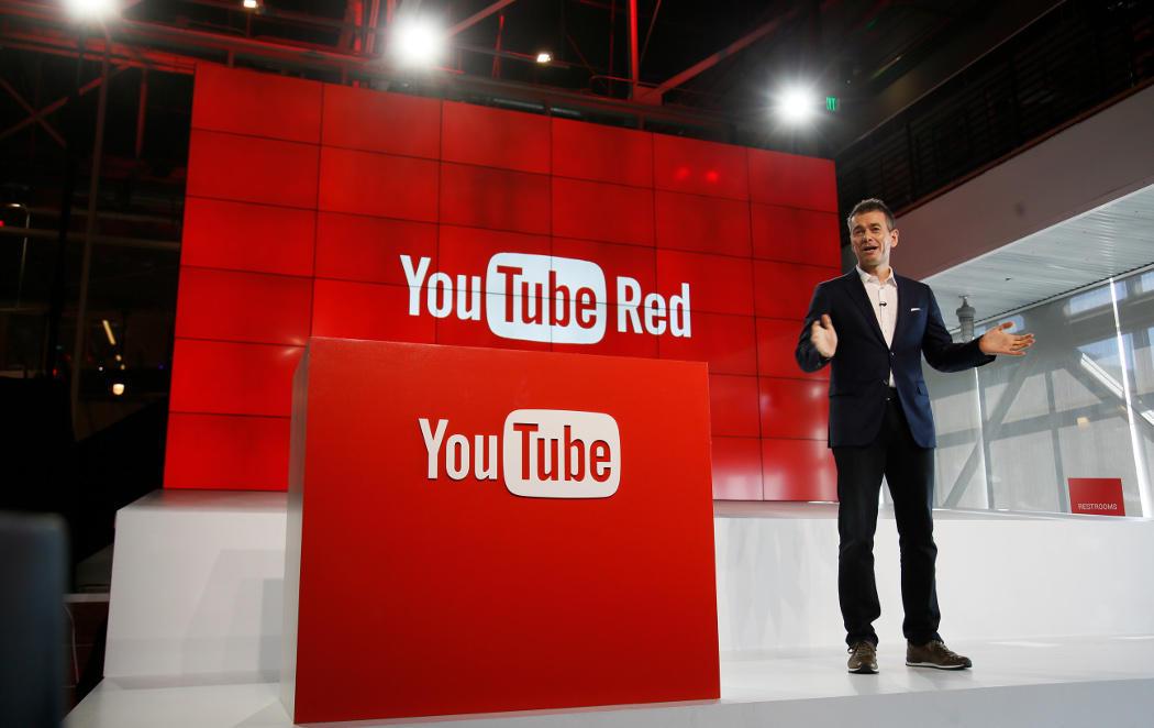 Youtube haciendo la competencia a Spotify y Netflix