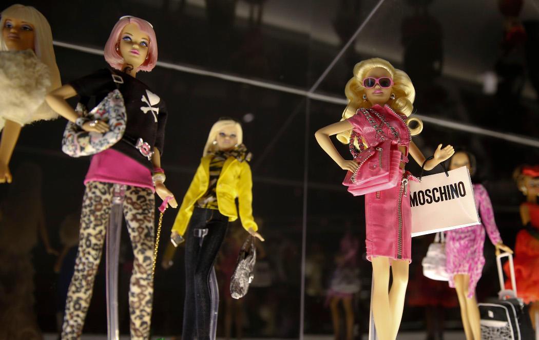 Pero qué pija eres, Barbie