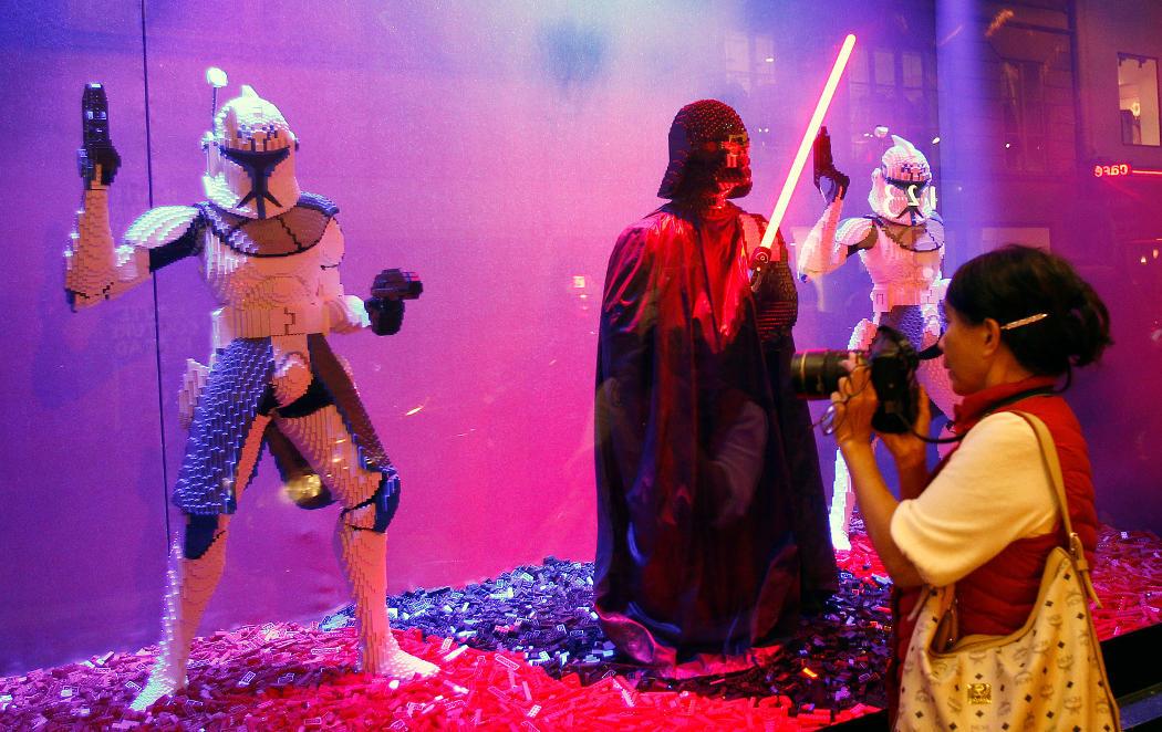 Este año la Navidad es de Star Wars