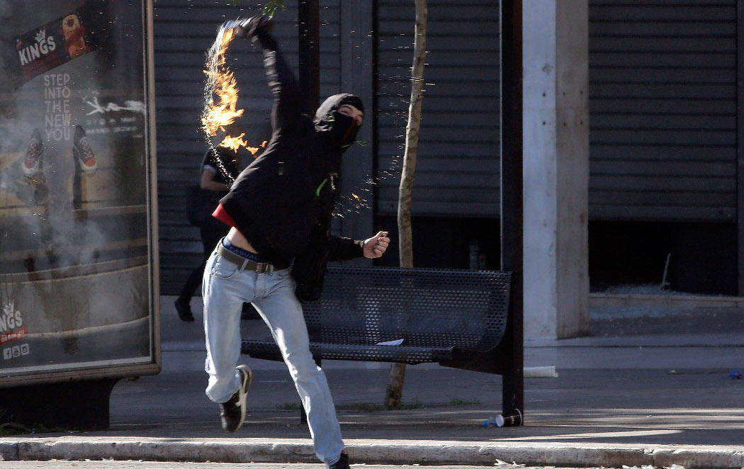 Grecia, o el momento en el que pierdes toda esperanza