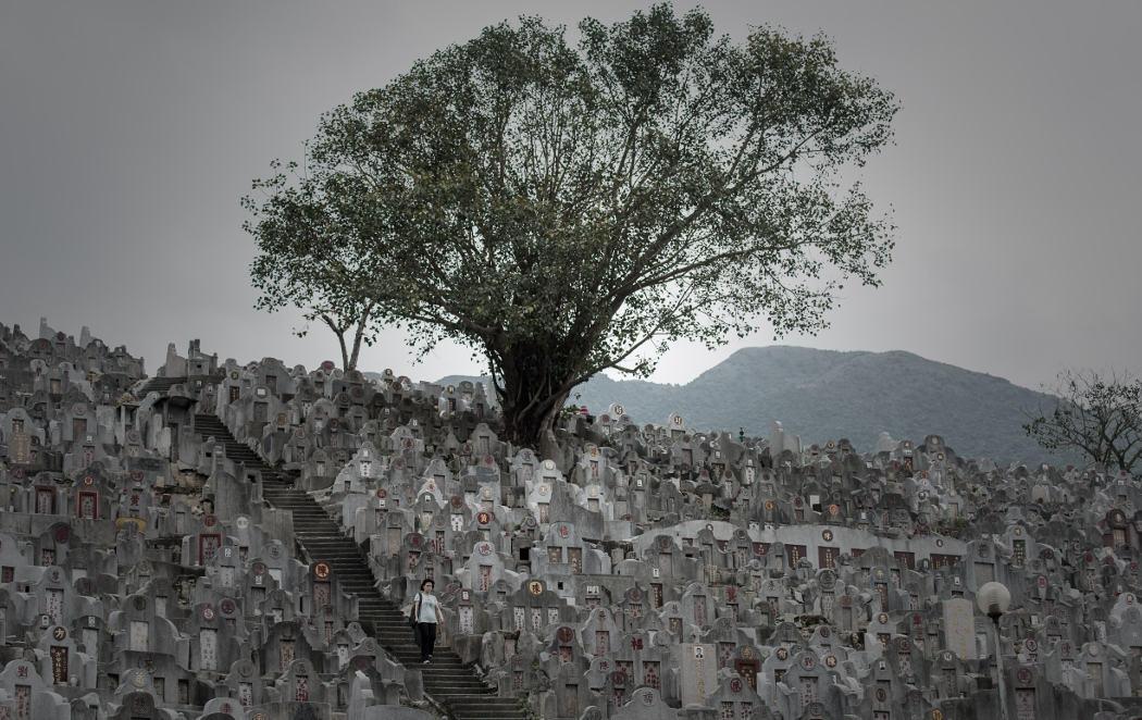 El culto a los ancestros en el festival Ching Ming en China