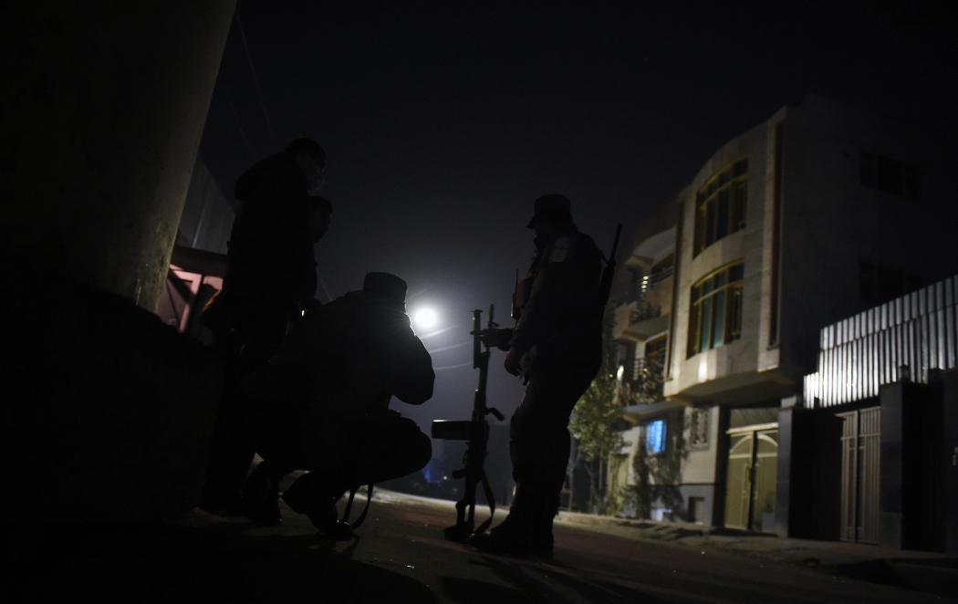 Ataque talibán cerca de la embajada española en Kabul