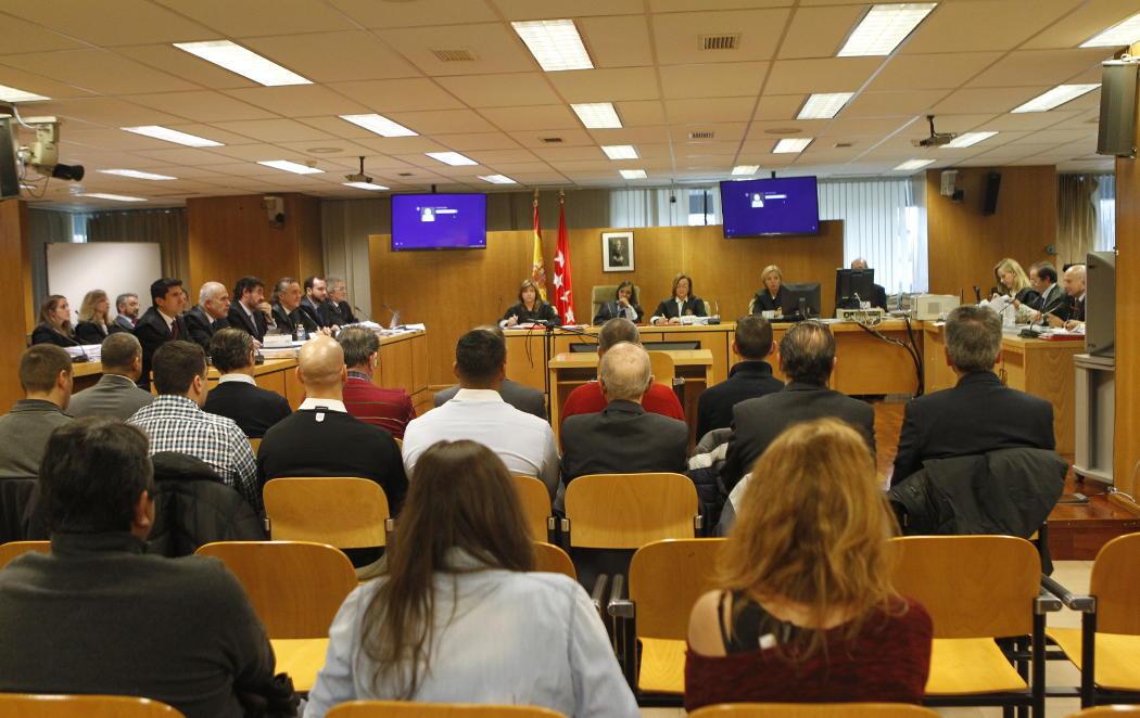 Buscando responsables: comienza el juicio por el Madrid Arena