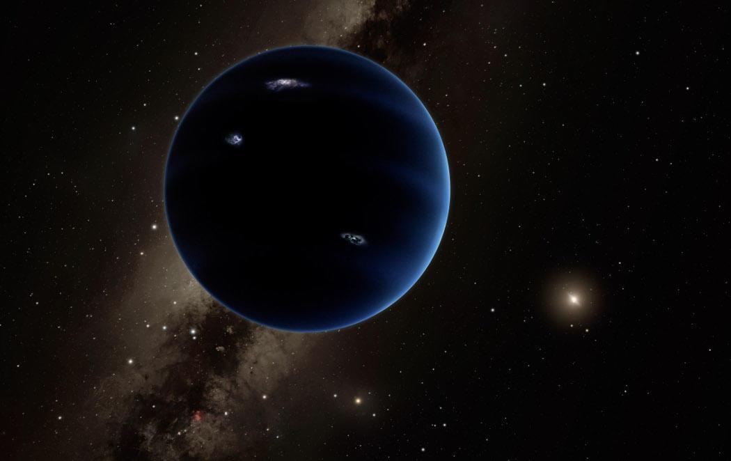¿Hay un noveno planeta en el Sistema Solar?