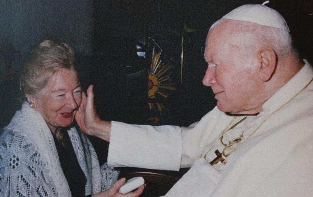 Juan Pablo II y su amistad especial