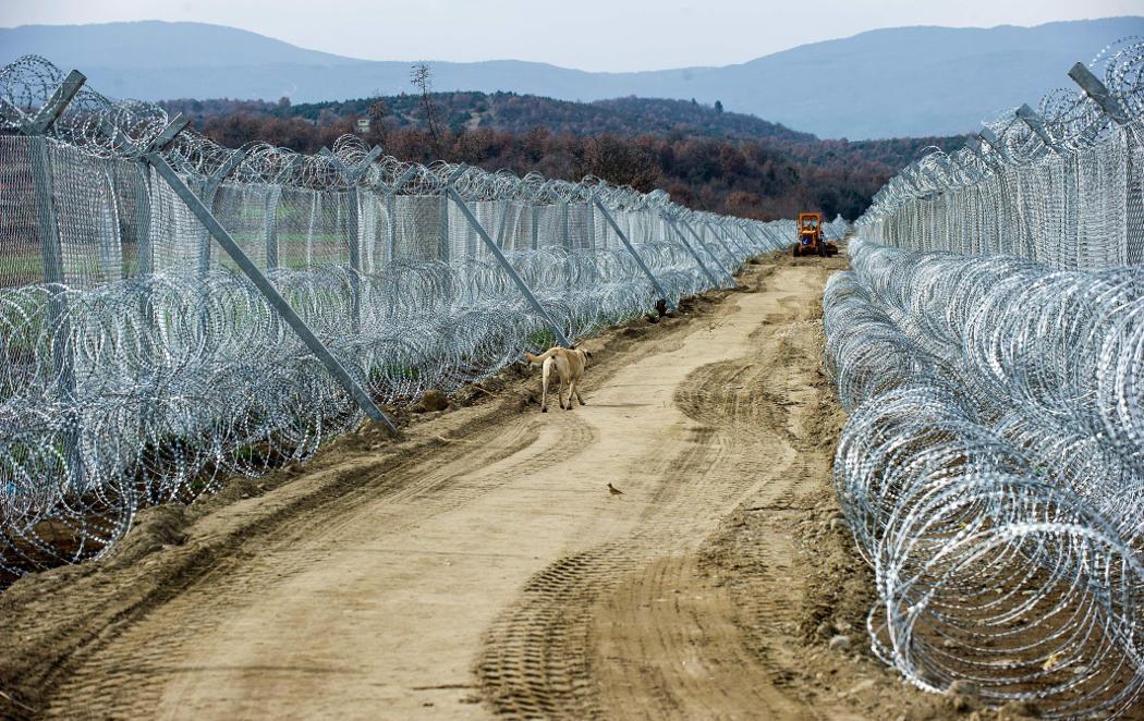 Entre Macedonia y Grecia