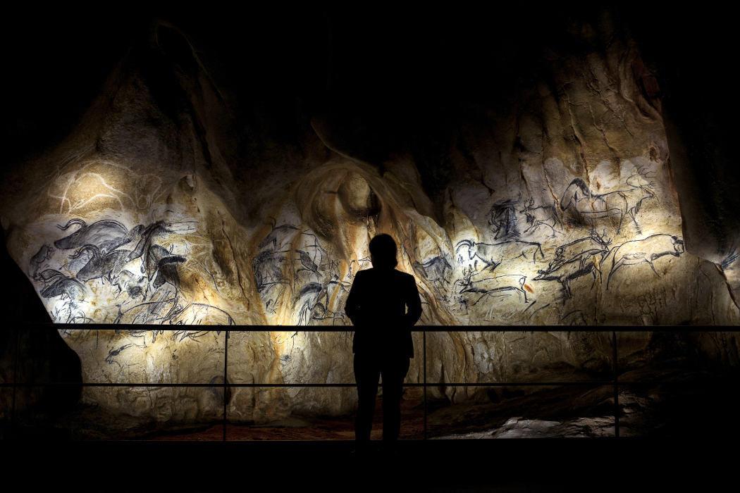 La cueva de Chauvet fielmente replicada