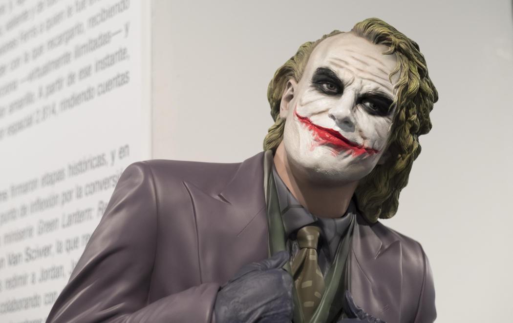 Inaugurada la exposición de DC Comics en Madrid